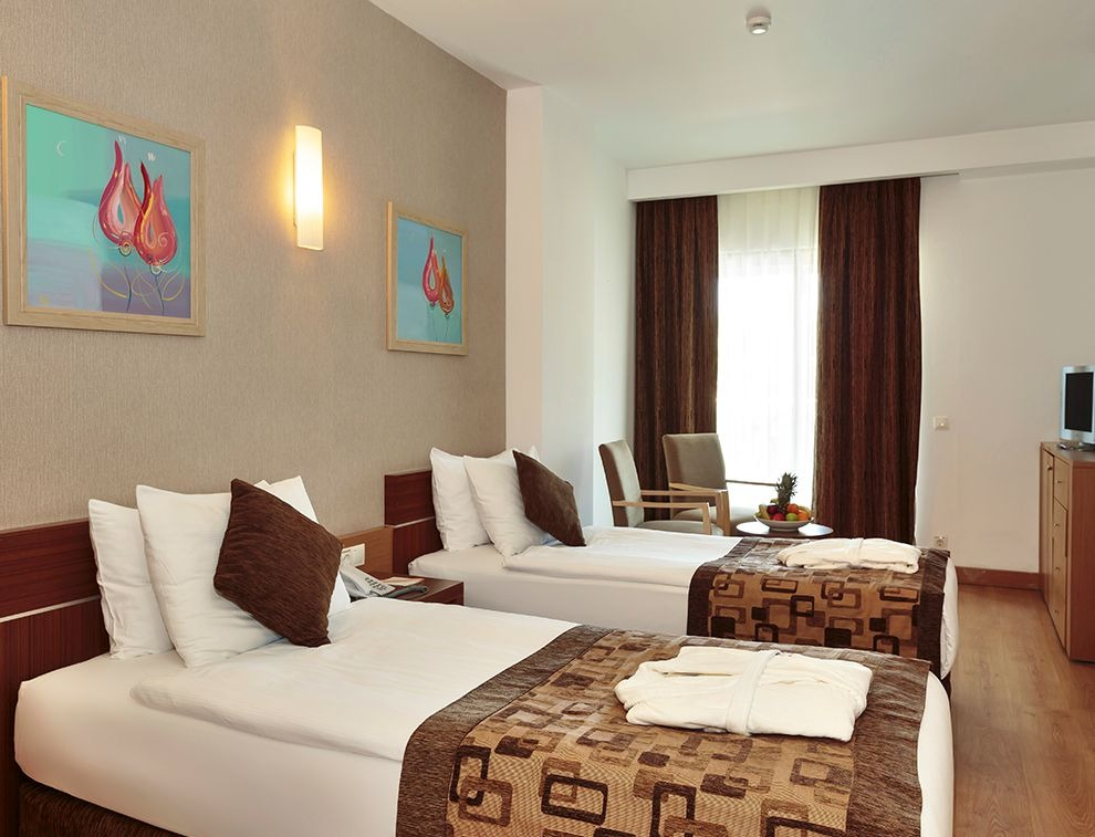 Турция SUNIS KUMKOY BEACH RESORT HOTEL&SPA 5*